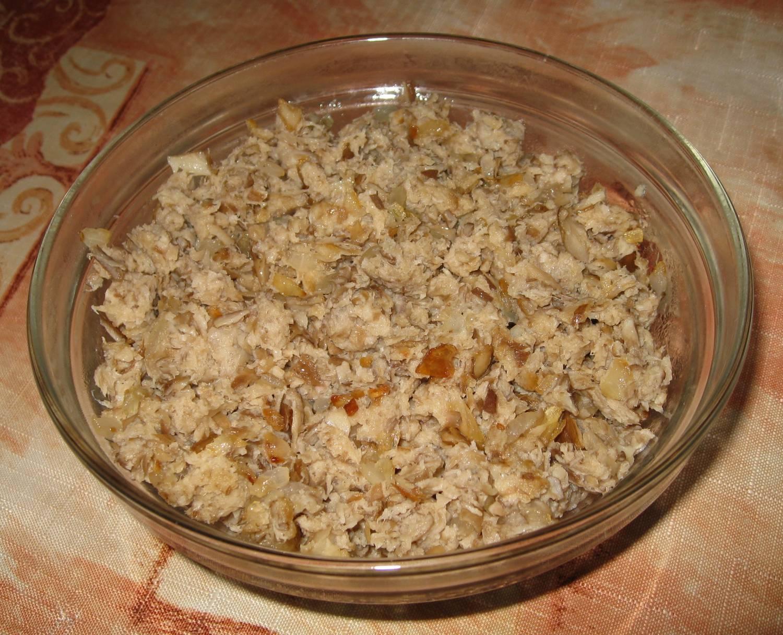 Пошаговый фото рецепт грибной икры