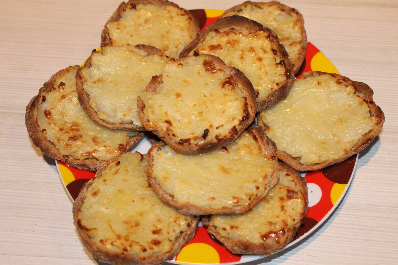 Шаньги с картошкой - Пошаговый рецепт с фото Выпечка 50